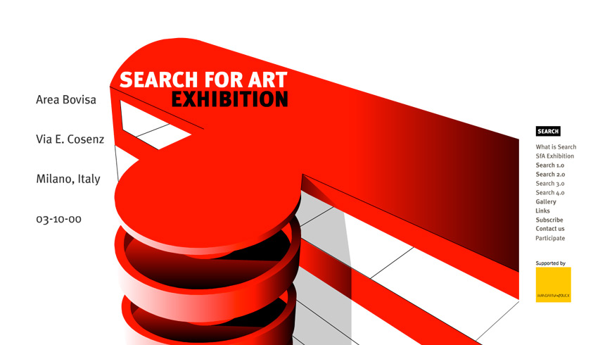 Search for Art Website 