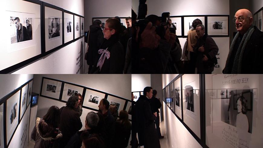 AMK Duane Michals Exhibition, Galleria Carla Sozzani, Milan|