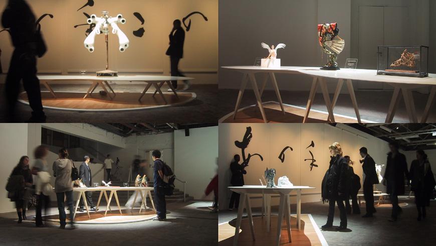 White Dunk Tokyo Exhibition 