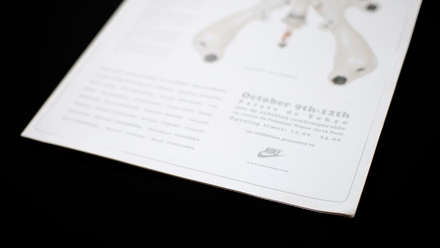 White Dunk Paris Journal 