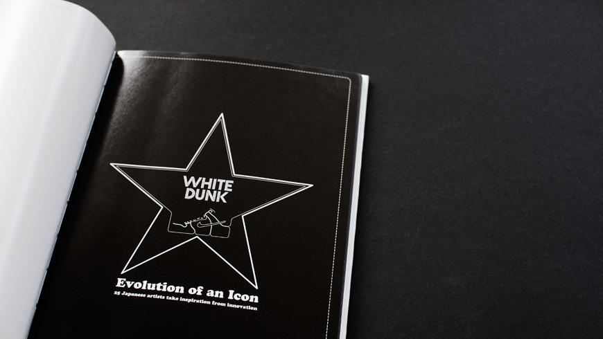 White Dunk Book 