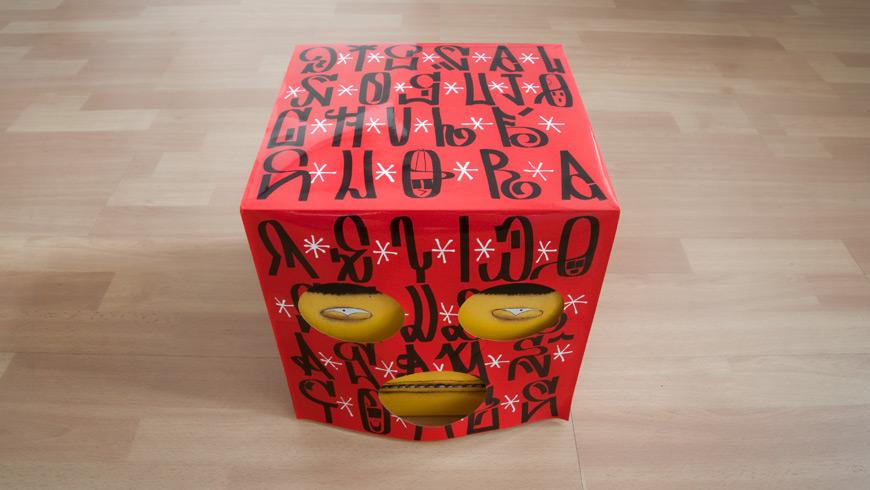 Joga Bonito Bookzine, Package|