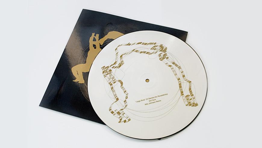 Joga Bonito From Street To Stadium Bookzine, Joga Bola vinyl by 3rd Face with Milo Johnson Remix|