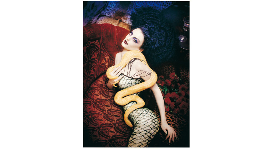 Tomo, Photography by David LaChapelle|