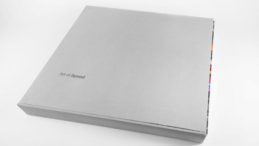 Art & Genealogy of Speed Books, Package 
