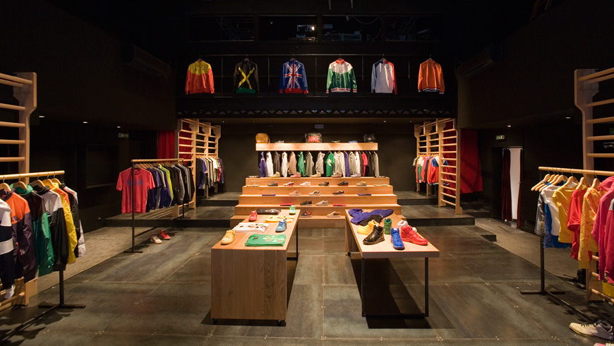 NSW Pop-Up Store, Rome 