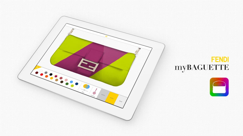 FENDI myBaguette App