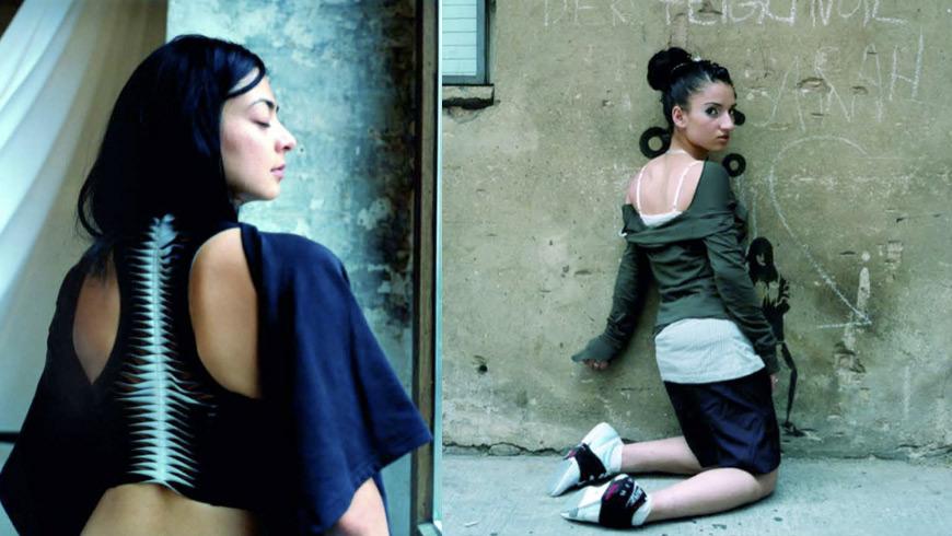 Sure dancer: Gail Skrela - Sure dancer: Lulu Akkouche 