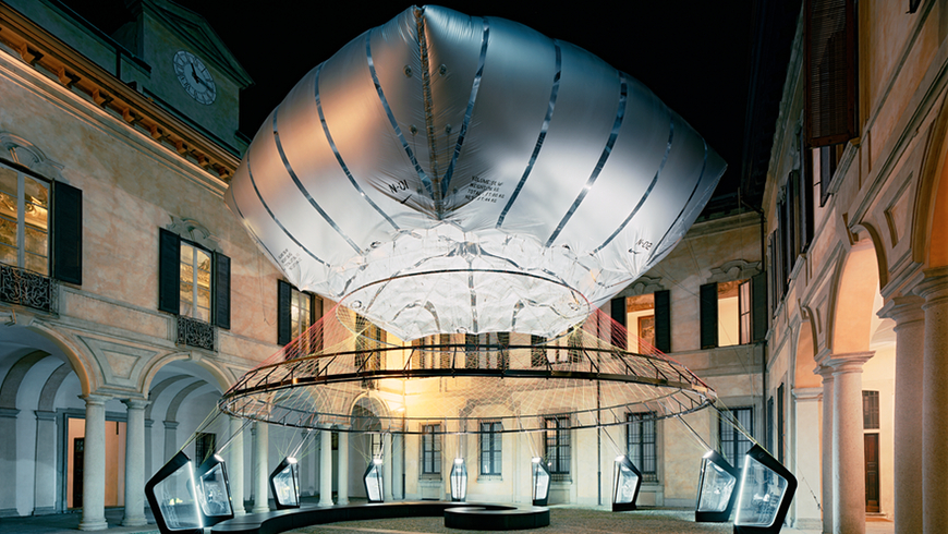 Intuition to Innovation: Aero-static Dome|