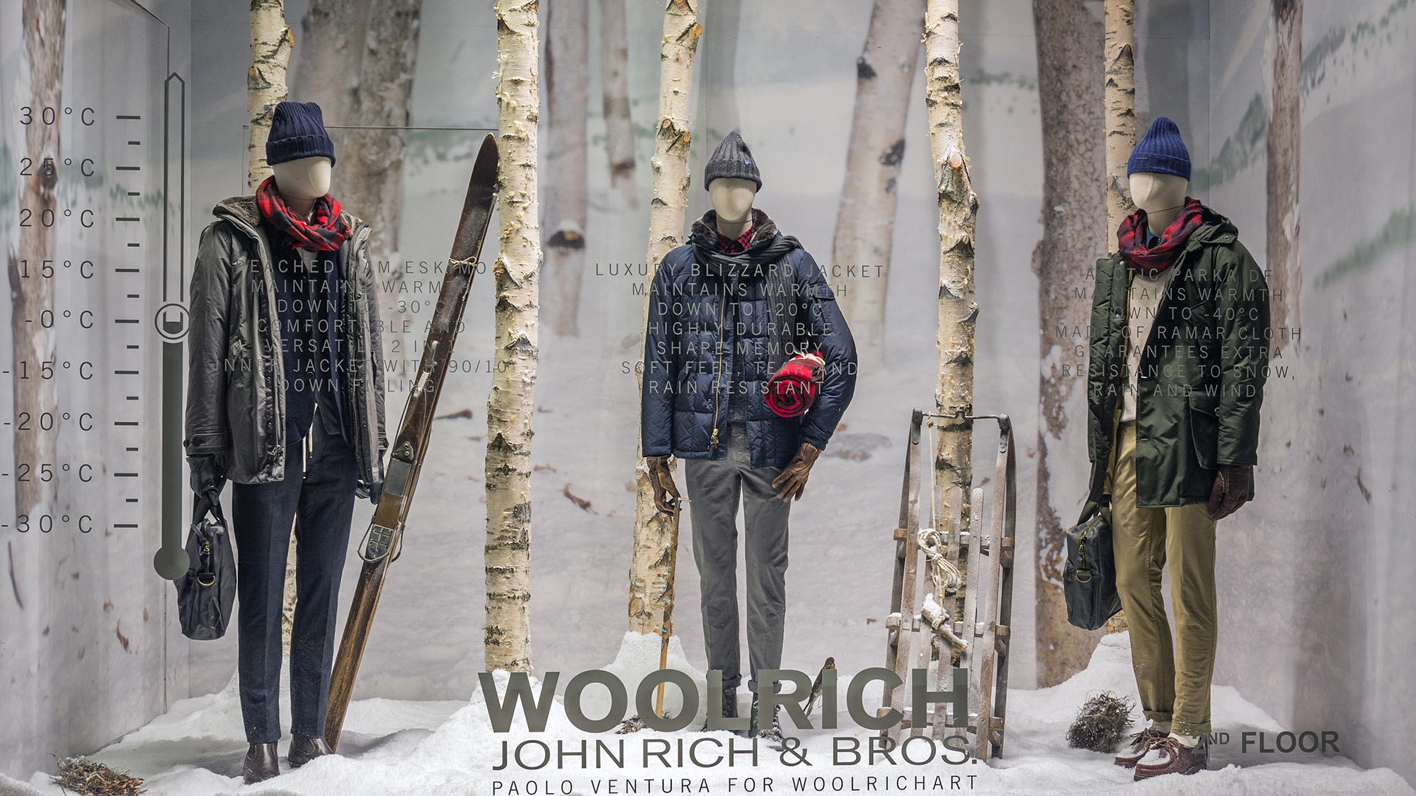 Woolrich Nk Stockholm