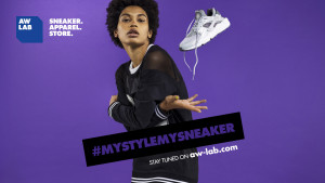 AW LAB – My Style My Sneaker