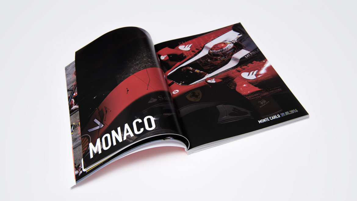 Ferrari – Racing Activities Book