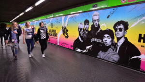 Red Bull Culture Clash - Station Domination