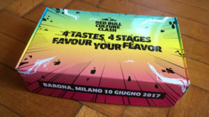 Red Bull Culture Clash - Invitation Pack