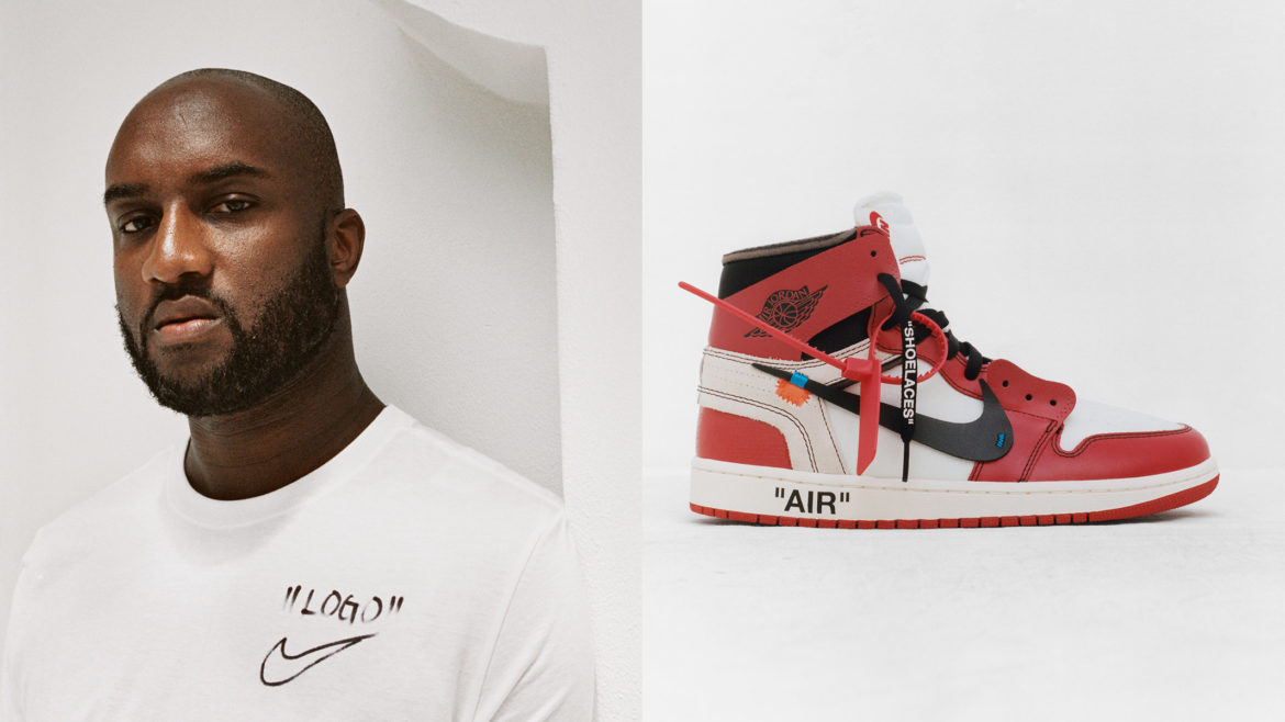 Nike The Ten by Virgil Abloh